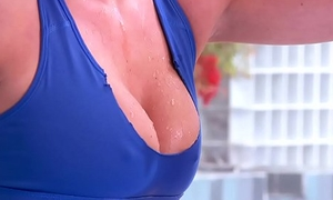 Brazzers - Big Tits In Sports - WhoreObics scene capital funds Bree Olson and Mick Blue