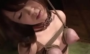 Oriental related receives choppy tits tortured and falaka