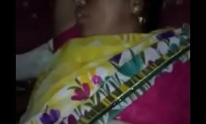 Asleep Village bhabhi pussy captured by hubby