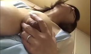 japanese mature big tits masturbating