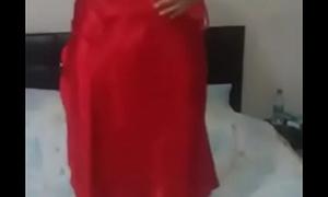Lond dress satin
