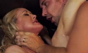 (brandi janice) Hot Mature Lady Acting Disposed to A Star In Porn Walking-stick clip-09